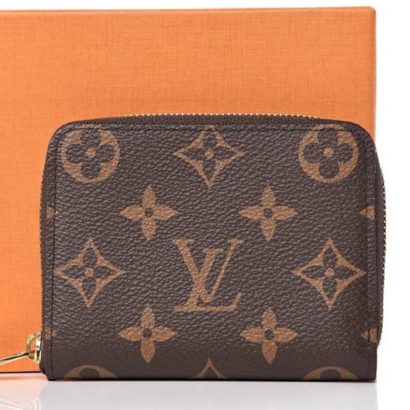Louis Vuitton Handbags - Louis Vuitton Monogram Zippy Coin Purse Wallet